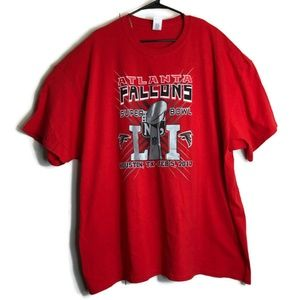 Super Bowl LI Atlanta Falcons 2017 T-Shirt